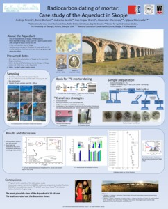 Radiocarbon dating case study